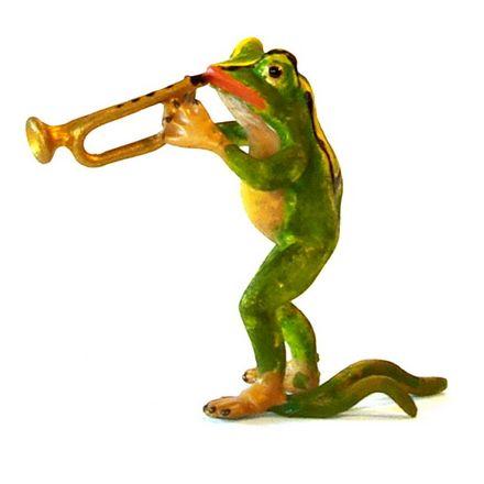 Frosch Trompete