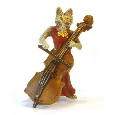 Katzendame Bass