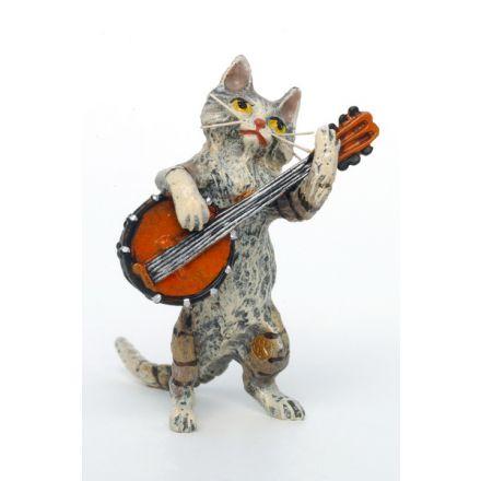 Katze Banjo