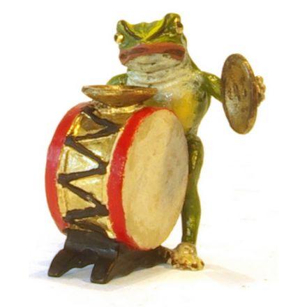 Frosch Trommel