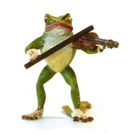 Frosch Violine