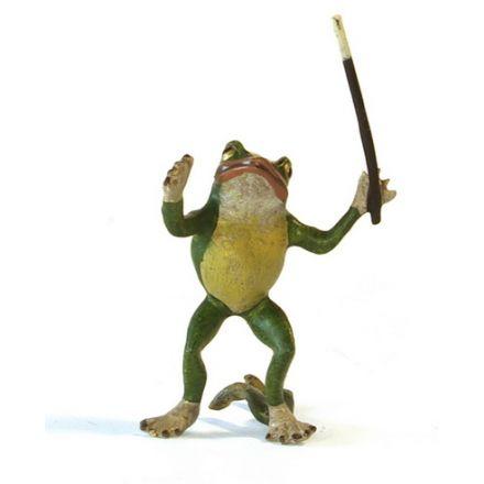 Frosch Dirigent