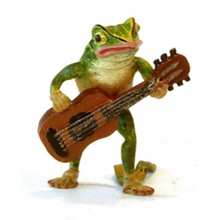 Frosch Gitarre