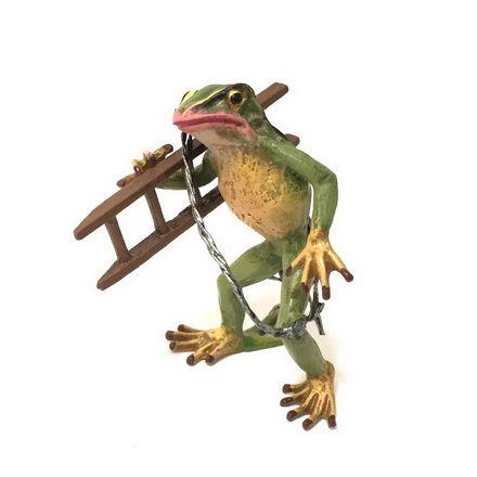 Frosch Rauchfangkehrer