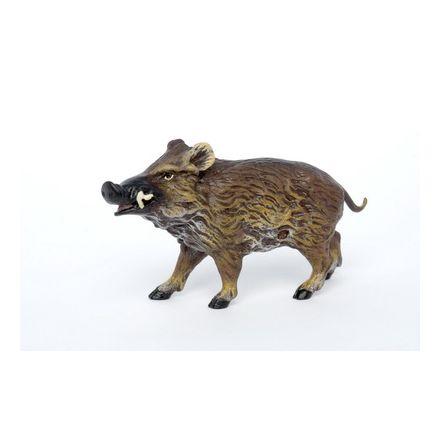 Wildschwein stehend