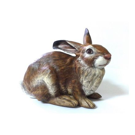 Hase groß