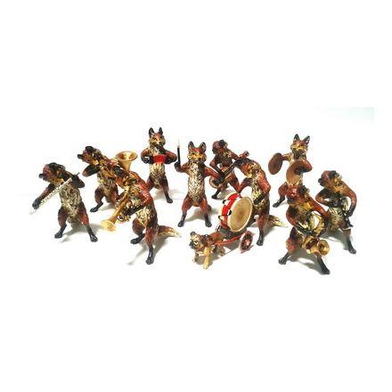 Füchse Orchester (10Stk.