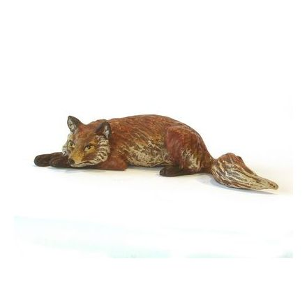 Fuchs liegend