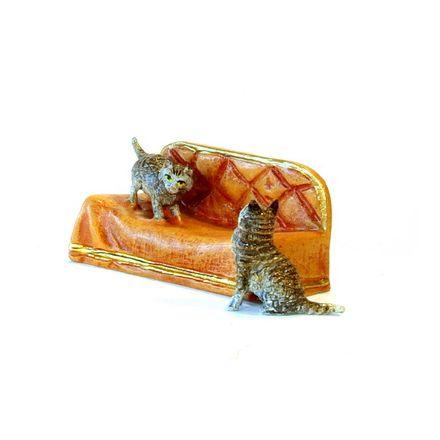 Katzen Sofa