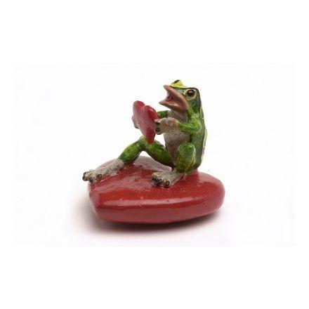 Frosch Herz/Herzpolster