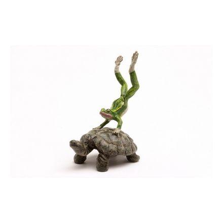 Frosch Handstand/Schildkröte